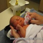 How to Give Twins a Bath