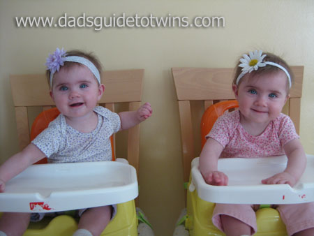 Twin Booster Seats