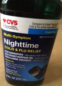 Nighttime medicine