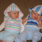 The Paradox of Telling Identical Twins Apart