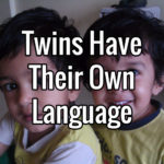 Twins Have Their Own Language