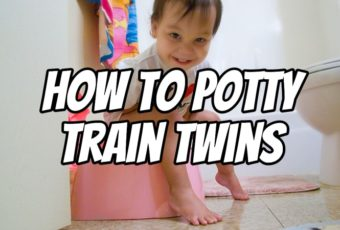 How to Potty Train Twins (Proven Steps for Twin Parents)