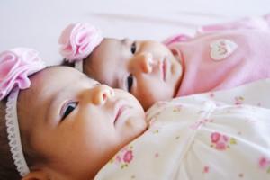 Identical Twin Infants
