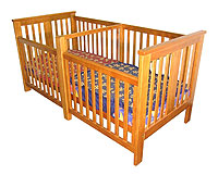 Pamco Twin Cribs