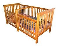 Pamco Twin Cribs