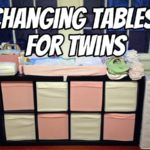 Changing Table for Twins – What You Really Need