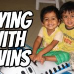 Flying with Twins – How to Survive Air Travel with Twin Infants and Toddlers