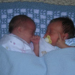 Getting Twins to Sleep When All Else Fails