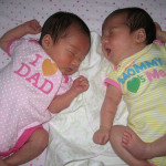 How to do Nighttime Feedings When Twins Are Not in Your Room