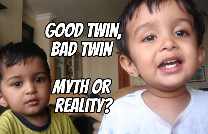 Good Twin, Bad Twin - Myth or Reality?