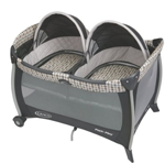 Graco Pack 'N Play with Twin Bassinet