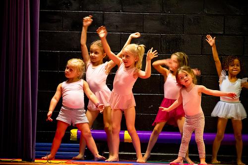 Kids Gymnastics