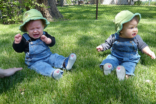 Whining Twins