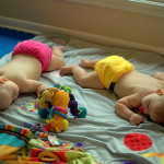How to Get Twins to Go to Sleep on Their Own