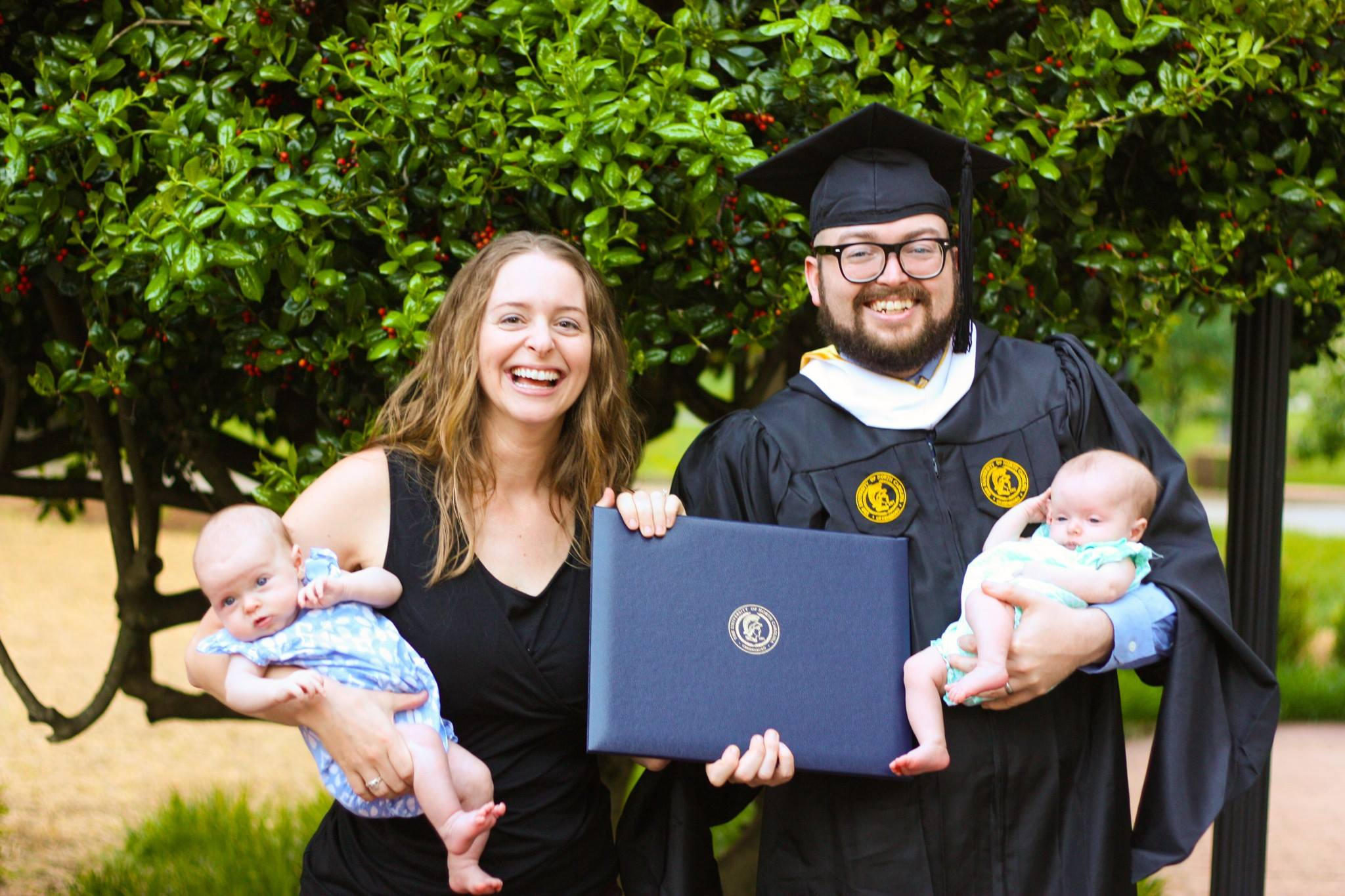 Survive Twins While Finishing College