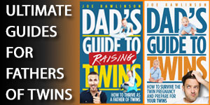 Book for Fathers of Twins
