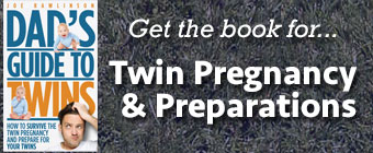 Dad's Guide to Twins Book