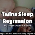 Twins Sleep Regression