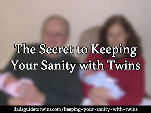Keeping Your Sanity with Twins
