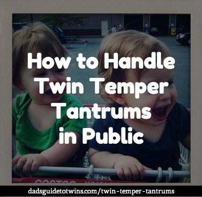 Twin Temper Tantrums