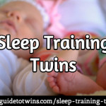 Sleep Training Twins