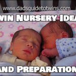 Twin Nursery Ideas and Preparation
