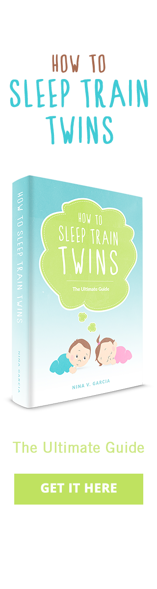 How to Sleep Train Twins Book