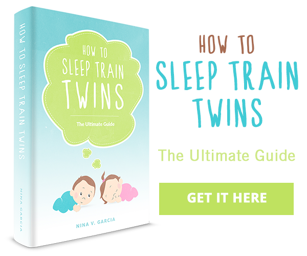 Sleep Training Twins Book