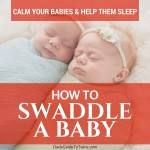 How to Swaddle a Baby (with Step by Step Videos)