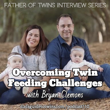 Overcoming Twin Feeding Challenges with Bryan Clemons