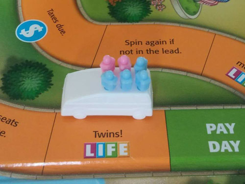 Game of Life Twins Announcement