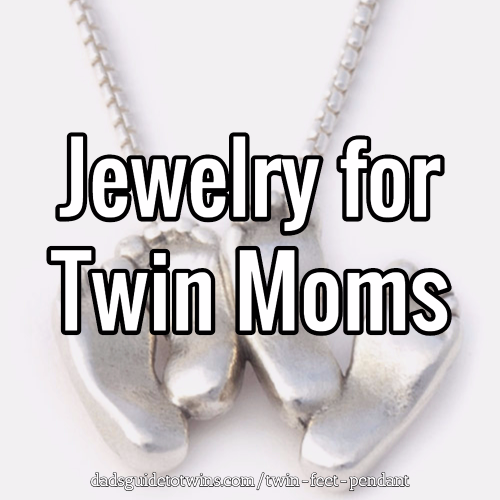 Jewelry for Twin Moms