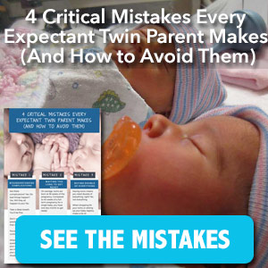 4 Critical Mistakes Expectant Twin Parents Make