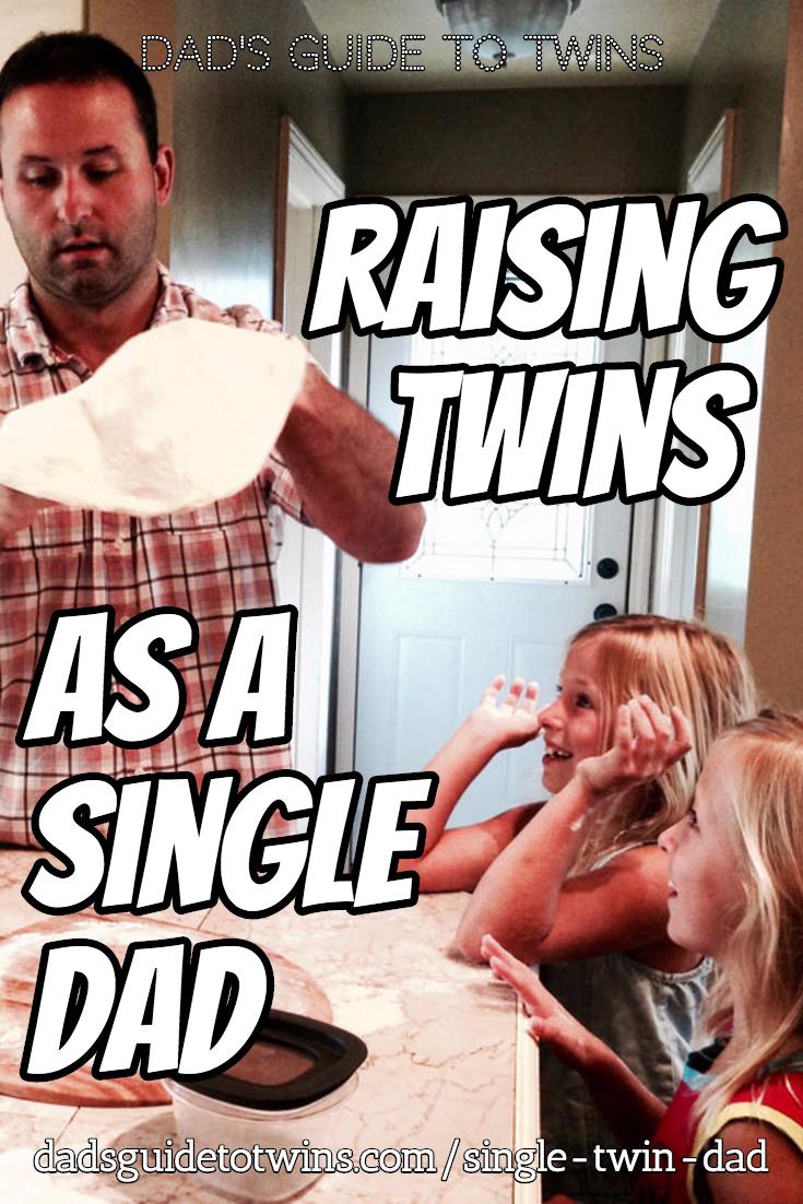 Raising Twins as a Single Dad