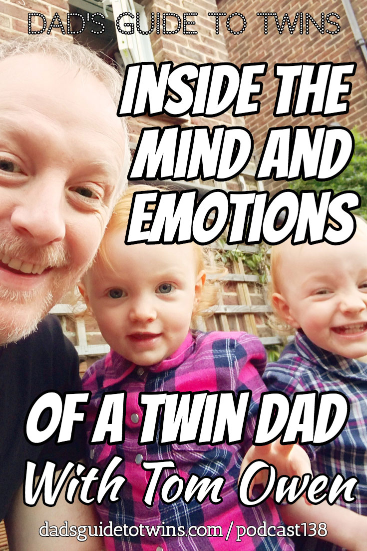 Inside the Twin Dad Mind and Emotions