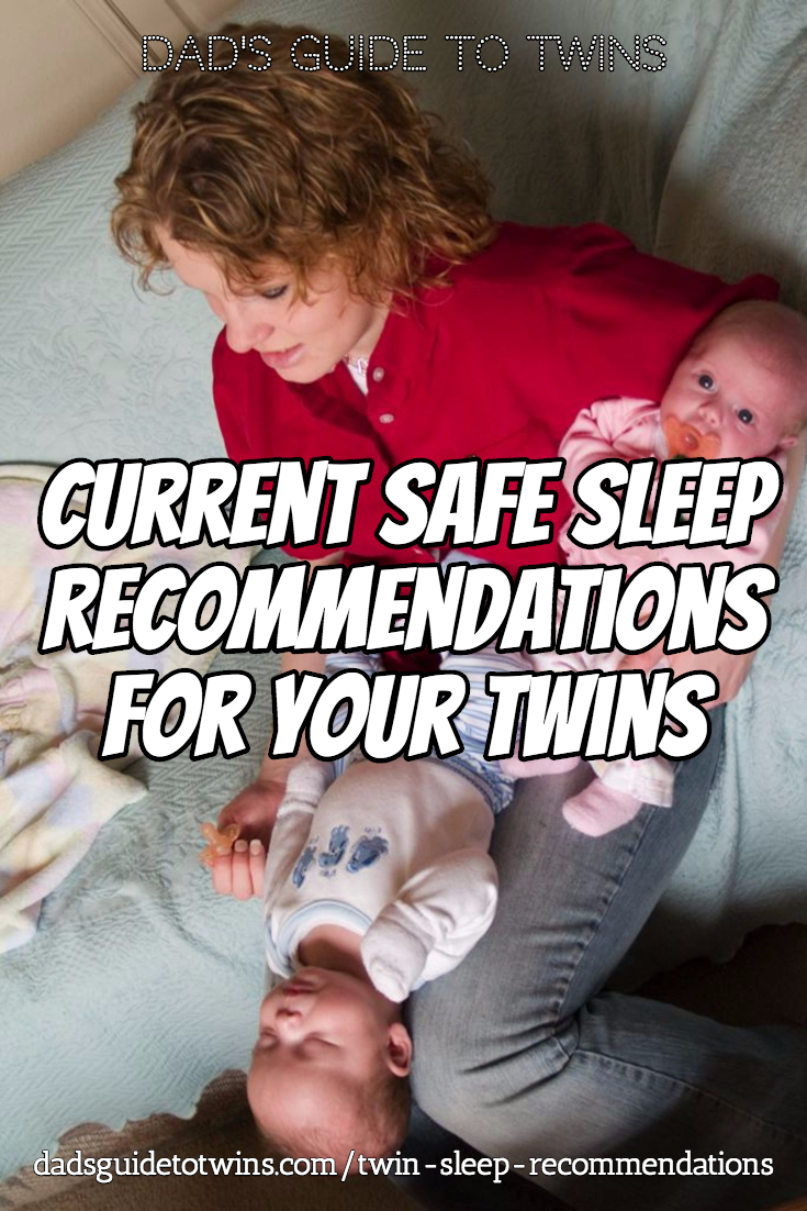 Safe Sleep Recommendations for Your Twins