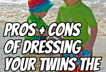 Pros and Cons of Dressing Your Twins the Same – Podcast 143