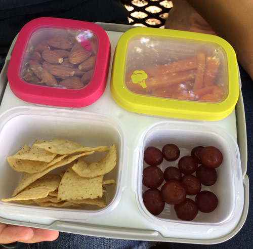 Inside the Rubbermaid Balance Meal Kit