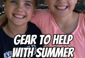 Great Gear to Help with Summer Family Outdoor Adventures + a Giveaway!