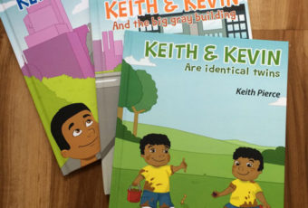 Keith & Kevin Are Identical Twins – Book Review