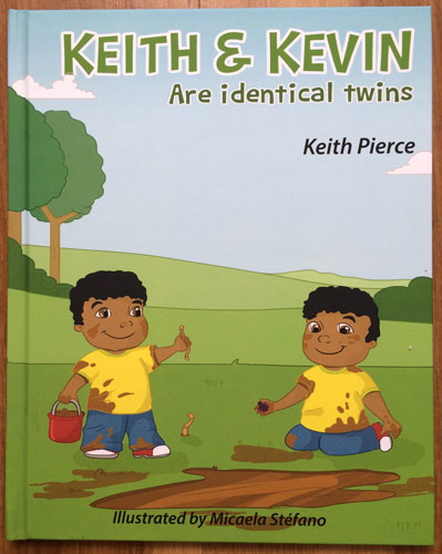 Keith & Kevin Are Identical Twins