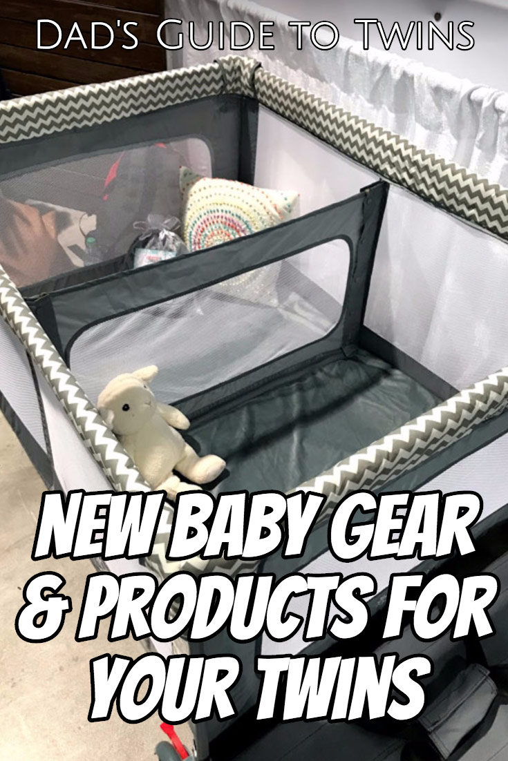 New Baby Gear and Products for Your Twins