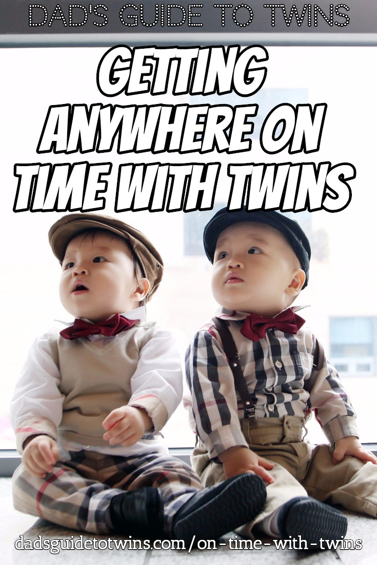 Getting Anywhere on Time with Twins