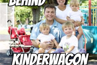 The Twin Dad Behind Kinderwagon Strollers with Justin Shull – Podcast 153