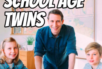 Parenting School-Age Twins with Rod Morris – Podcast 155