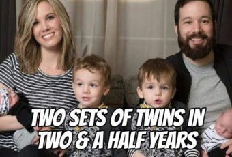 Two Sets of Twins in 2.5 Years with Kyle Mongold – Podcast 166