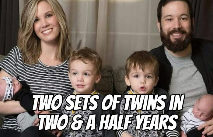 Two Sets of Twins in 2.5 Years with Kyle Mongold