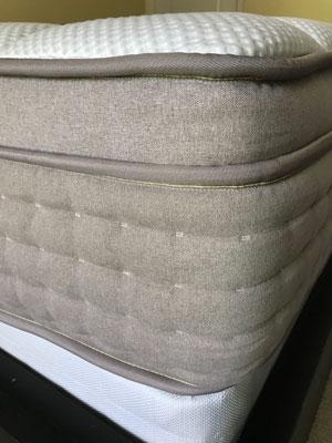 Thick DreamCloud mattress