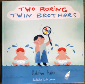 Two Boring Twin Brothers
