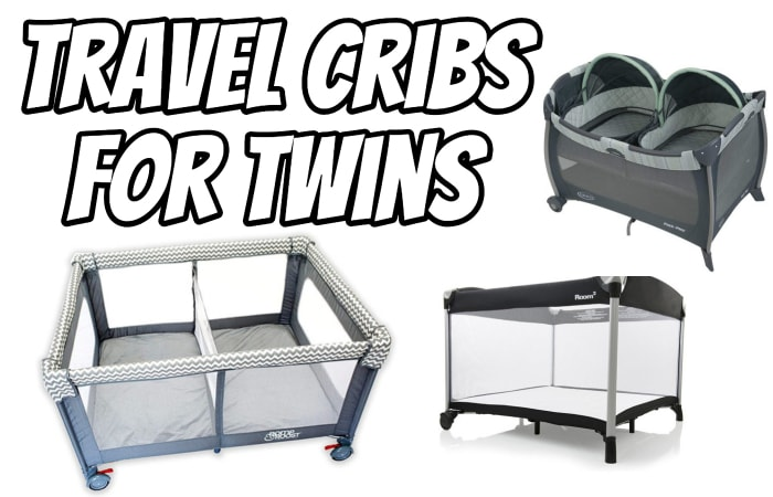 Travel Crib for Twins